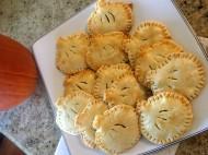 Pumpkin Pie Poptarts