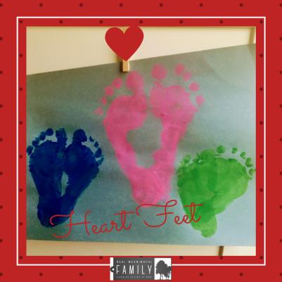 heart-feet
