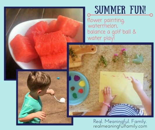 summer week 10