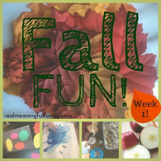 Fall 17 week 1 heading