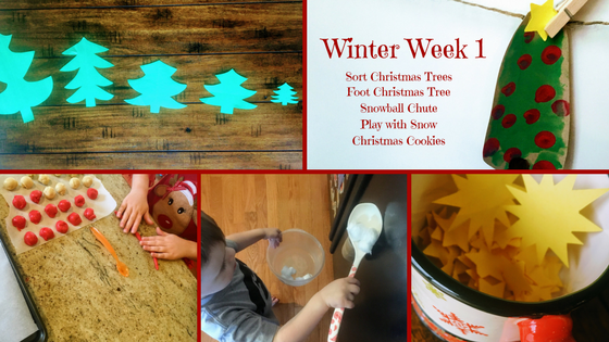 Winter Week 1 2017