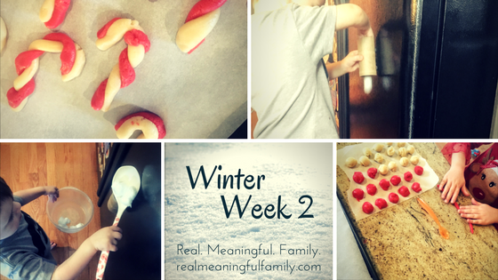 Winter Week 2